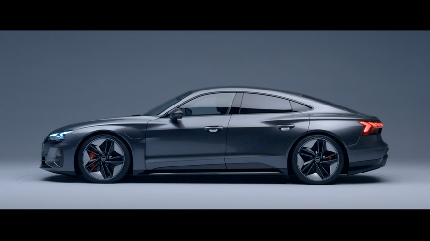 Audi Design is an attitude.