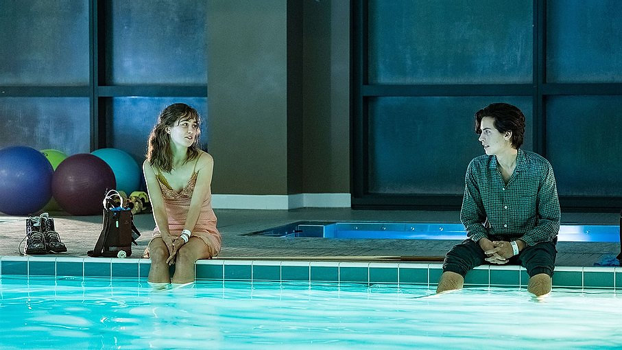 Five Feet Apart Image Trailer (2019)