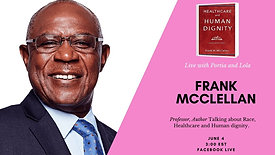 In conversation with Frank McClellan, Esq. Author and Legal Professor