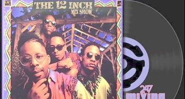 The 12 Inch Mix Show (Naughty by Nature VS EPMD) Pt1 The Warm Up