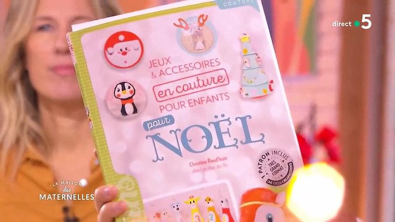 Jeux & accessoires en couture pour enfants pour Noël