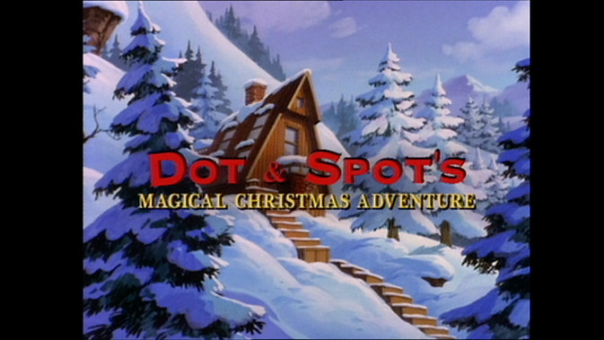 Dot and Spot's Magical Christmas Adventure