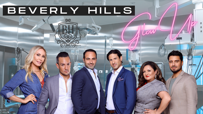 Beverly Hills Glow Up - Sizzle Reel - Web