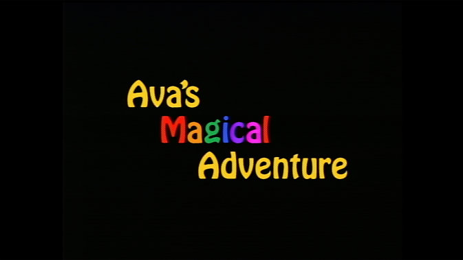 Ava's Magical Adventure