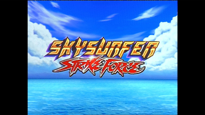 Skysurfer Strike Force