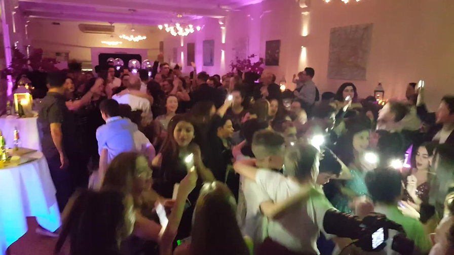 Bat Mitzvah Party