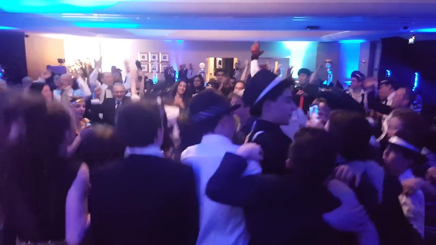 1920s Bar Mitzvah event