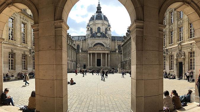 L'Université Panthéon-Sorbonne