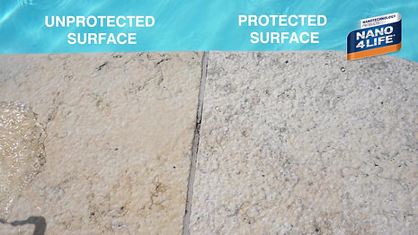 How to protect your Stone/Tiles/Walls/Cement