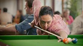 "Newcastle Permanent - ""Snooker Shot"""