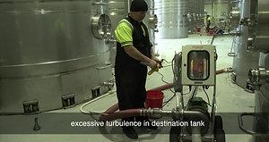Wine Transfer SOP - English Subtitles