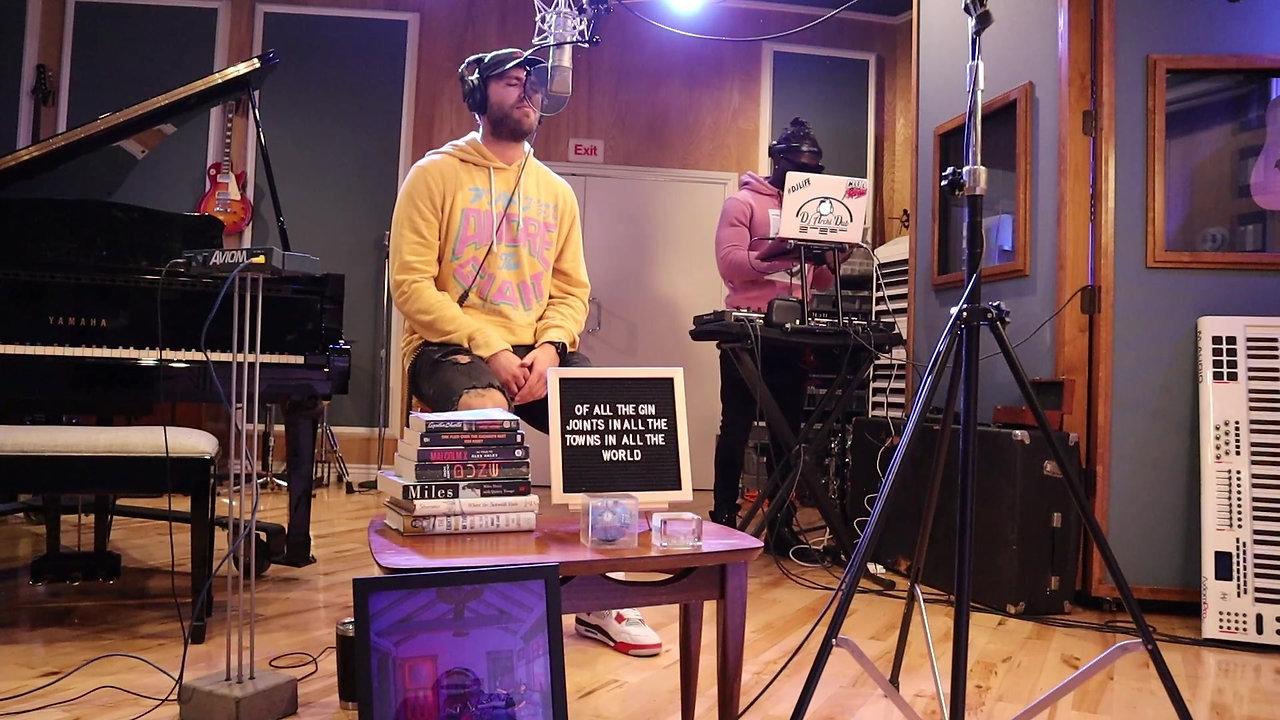 IANXSOLO: SCREENDOOR The Live Sessions