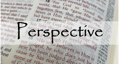 Perspective - Encouragement 8.5.20