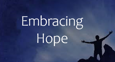 Embracing Hope - Romans 5:9