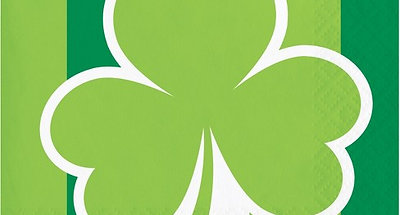Happy St. Patrick's Day, Hope for the Season