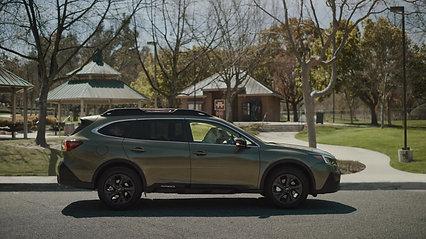 """Subaru """"Rest Area"""""""