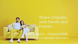 08.chipoloを共有する