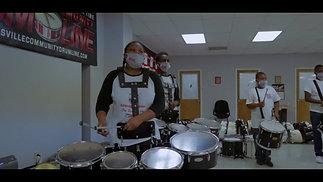 Huntsville Community Drumline Cadence