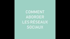 Elected_Aborder les réseaux sociaux