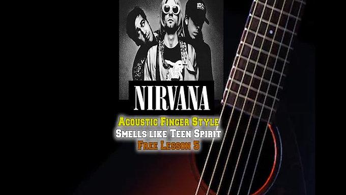 Nirvana Smells like Teen Spirit Lesson5