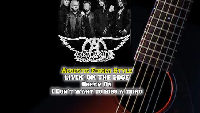 Aerosmith Finger Style