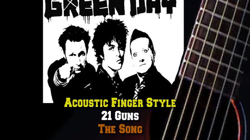 Green Day's 21 Guns