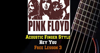 Pink Floyd Hey You Lesson3