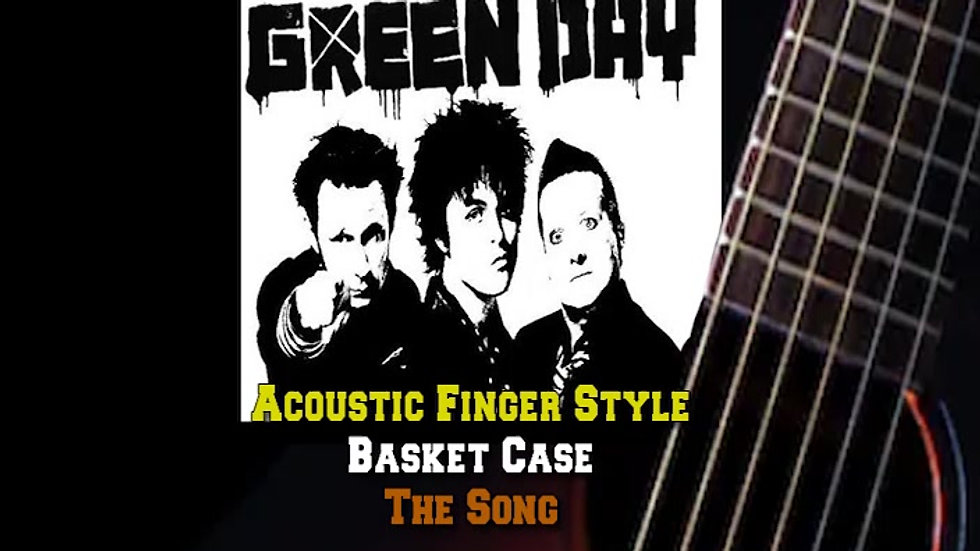 Green Day's Basket Case