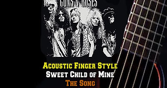 Guns and Roses Sweet Child of Mine