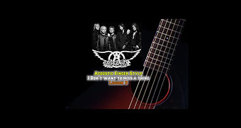 Aerosmith I don't want to miss a thing Lesson 3