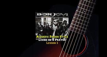 Bon Jovi Living on a Prayer Lesson1
