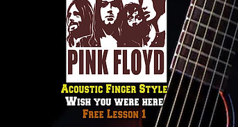 Pink Floyd Wish You were Here Lesson1