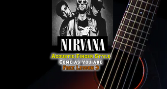 Nirvana Come as you are Lesson3