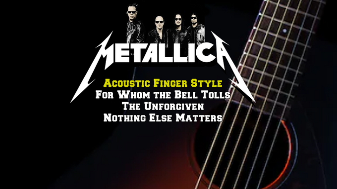 Metallica Finger Style