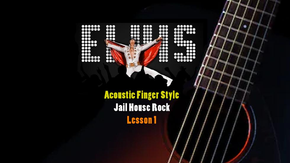 Elvis's JailHouse Rock Lesson 1