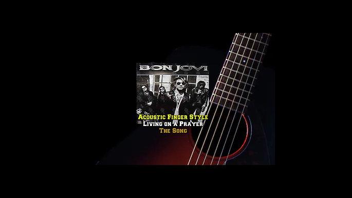 Bon Jovi Living On Prayer