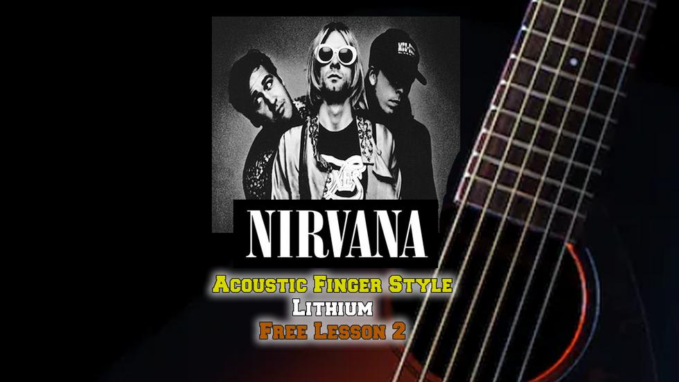 Nirvana Lithium Lesson2