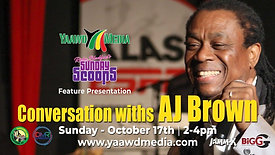 Sunday Scoops Conversations with A.J. Brown