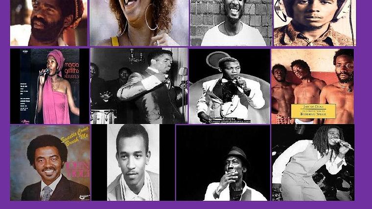 Sunday Scoops Jamaican Reggae