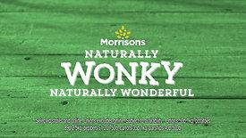Morrisons - Naturally Wonky Veg