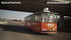 PIzza Trolley