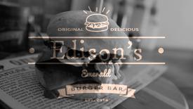 Edisons Burger Bar