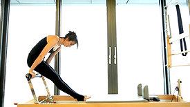 Exercícios de Pilates 3