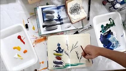 Mini curso 1 - Inspiración - Apuntes a partir de fotografías