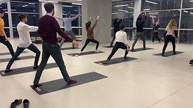 Chatfit Yoga in Azienda