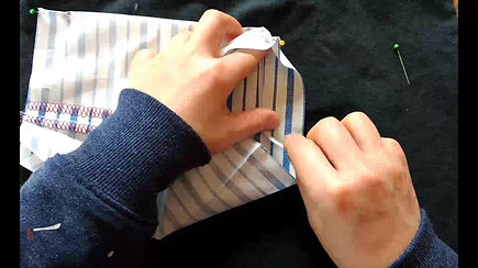 How to Pin Elastics