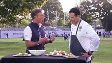 Chef Michael Ponzio on Morning Drive
