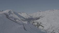 Luftaufnahme Lech / Vorarlberg