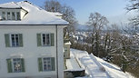 Luftaufnahme Villa Falkenhorst Thüringen / Vorarlberg