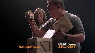 Man Crates - 'Mission Accomplished'